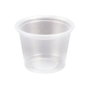 Shooter Plastique 3 / 4oz (2500 / cs)