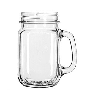 Drinking Jar 16.5oz (1 Douz.)