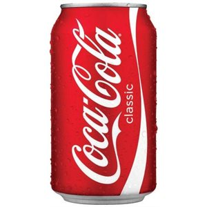 Coke canettes 24 x 355 ml