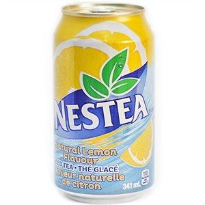 Thé glacé Nestea Canettes 24 x 341 ml