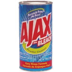 Ajax récurant en poudre 400g