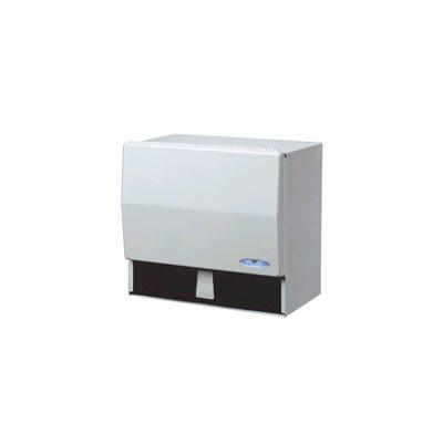 Distributeur de Papier à main en métal (sans serrure)