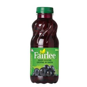 Fairlee grapes juice 24 x 300 ml
