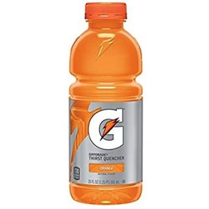 Gatorade orange 12 x 591 ml