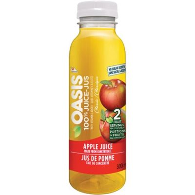Oasis jus pomme 24 x 300ml