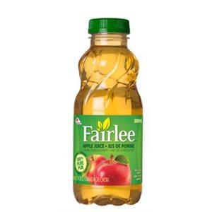 Fairlee apple juice 24 x 300ml