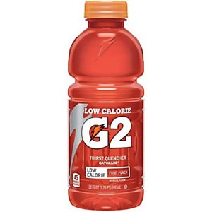 Gatorade G2 Punch aux fruits 12x591ml