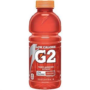 Gatorade G2 fruit punch 12x591ml