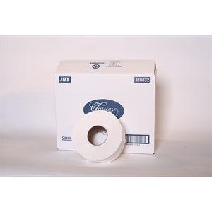 "Toilet paper jrt 3.3"" 2ply (8 rolls / cs)"