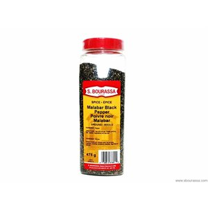 Ground black pepper 475g