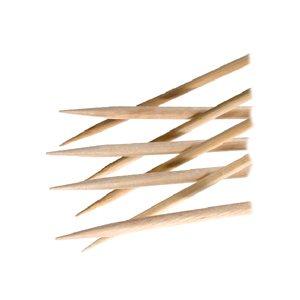 """Bâton à brochette en bambou 6"""" (100x100 / cs)"""