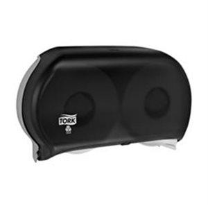 Tork double jr. Jrt bathroom tissue dispenser