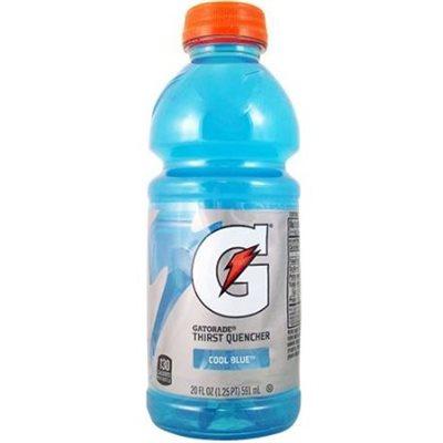 Gatorade Bleu 12 x 591 ml