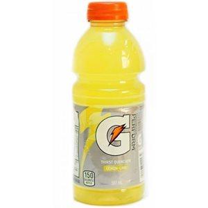 Gatorade lemon-lime 12 x 591 ml