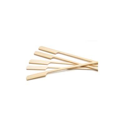 """Bâton à brochette en bambou style rame 6"""" (10x100 / cs)"""